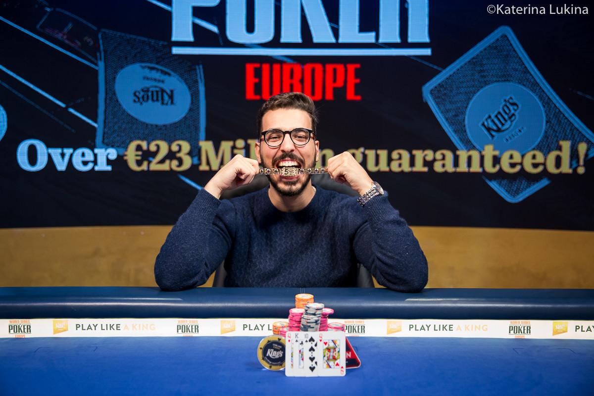 Томас Рибейро победил в турнире PLO High Roller