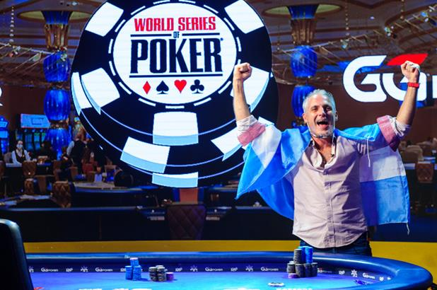 Дэмиан Салас выиграл WSOP 2020.