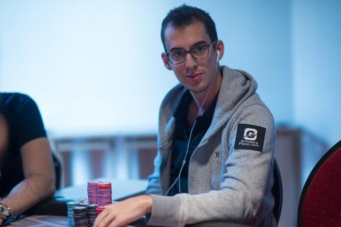 Паскаль Хартман - победитель турнира Super Millions.