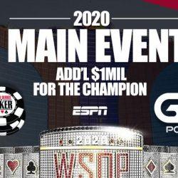 Определился финальный стол WSOP 2020 в США