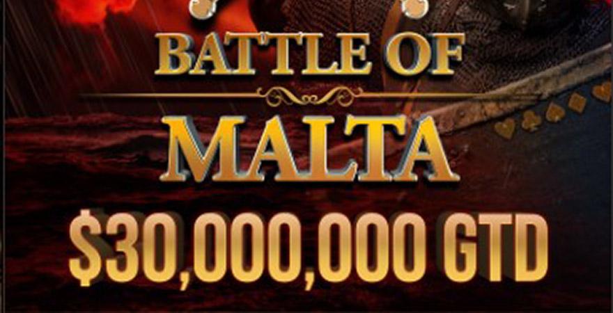 Успехи игроков на турнире Battle of Malta.