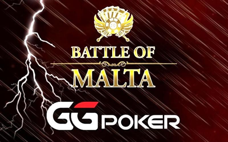 GGPoker проведет Battle of Malta 2020 в ноябре с Главным Событием с призовым фондом $3 000 000
