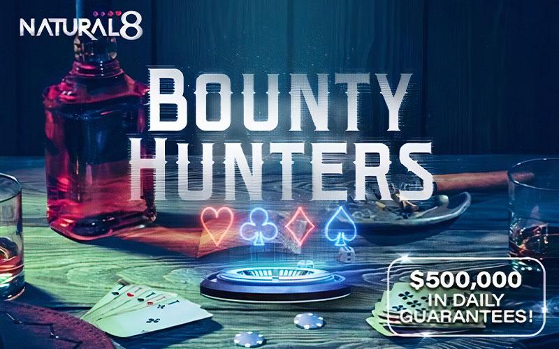 Успешный старт серии турниров Bounty Hunter