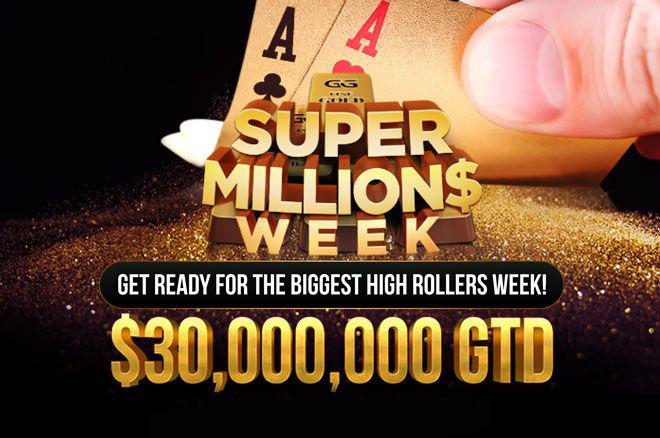 финал нового турнира Super MILLION$ на GGPokerOk