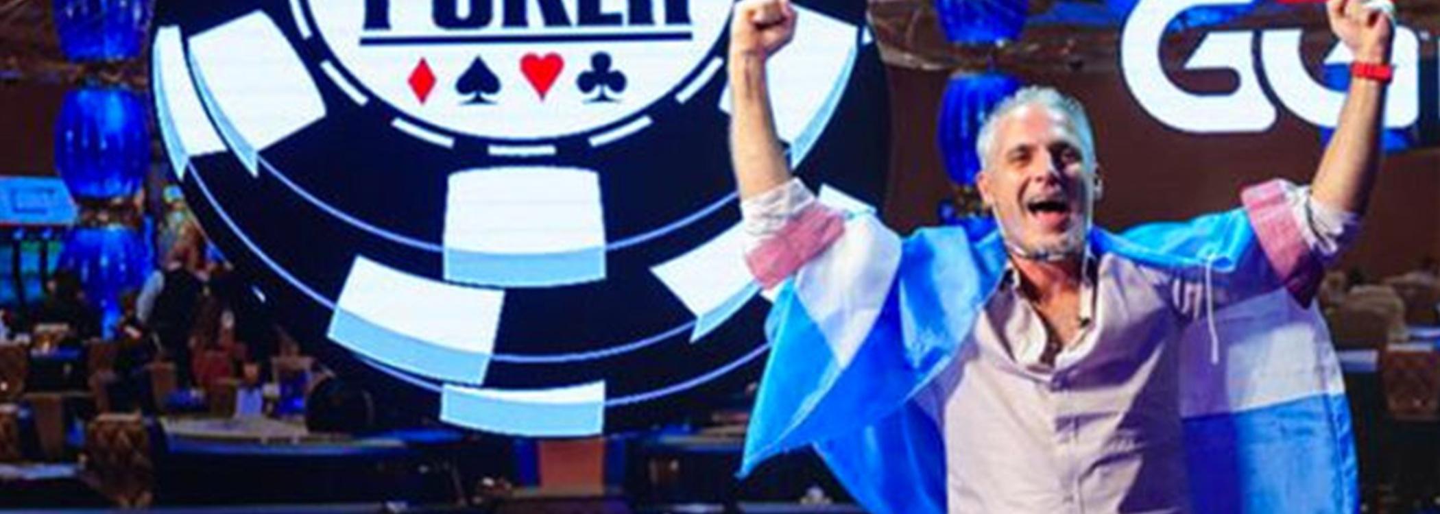 Новый чемпион GGPokerok WSOP.