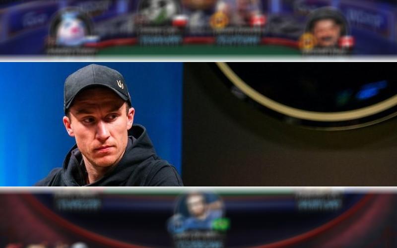 Даниэль Дворесс добрался до финального стола турнира MILLIONAIRE MAKER