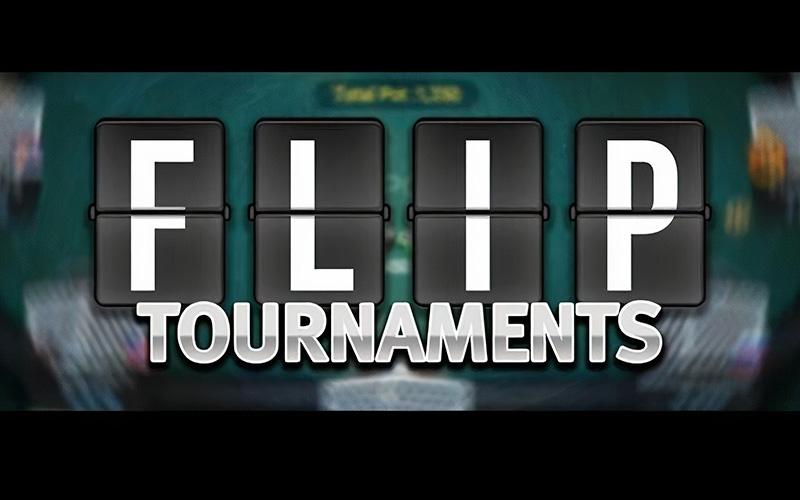 На GGPokerOK появятся новые турниры Flip в режиме олл-ин шутаут