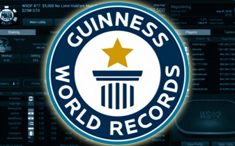 Турнир WSOP ME на GGPokerok попал в Книгу рекордов Гиннеса.