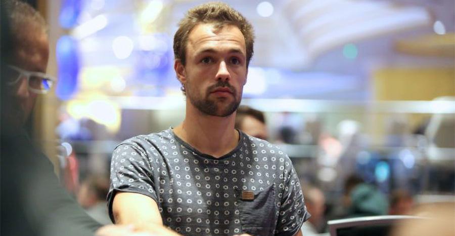 Олег Шемион выиграл турнир.