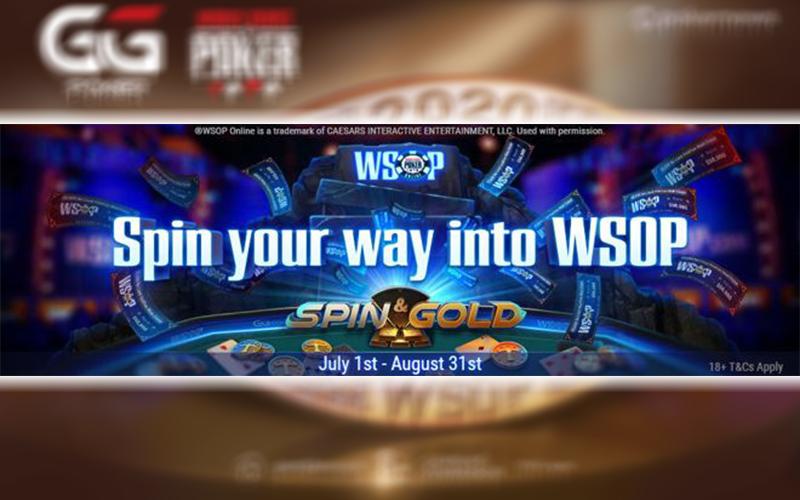 Как устроен Главный Турнир WSOP Online 2020 на GGPokerOk