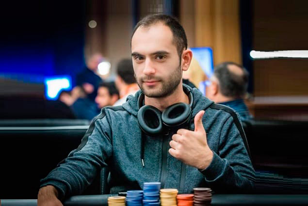 Стоян Мандажиев - выиграл турнир WSOP.